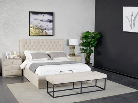 MALABO - Queen Size Bed Set