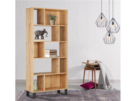 APIA - Modern Shelving Unit For Decorations And Books