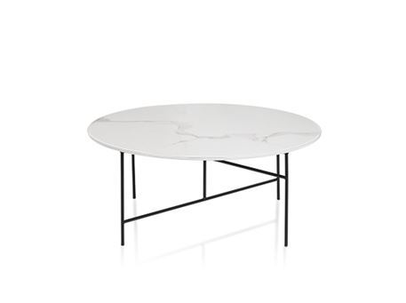 LC-043-1 - Marble Top Center Table