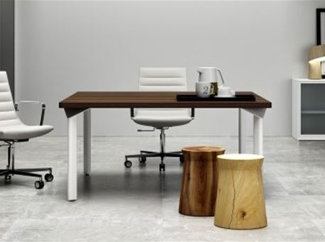 EQUIPE TL- Grey Office Meeting Table