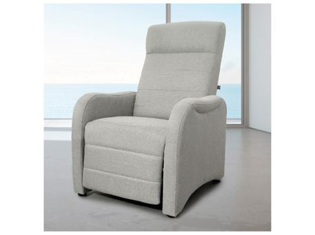 K12 - Manual All Fabric Single Seater Recliner
