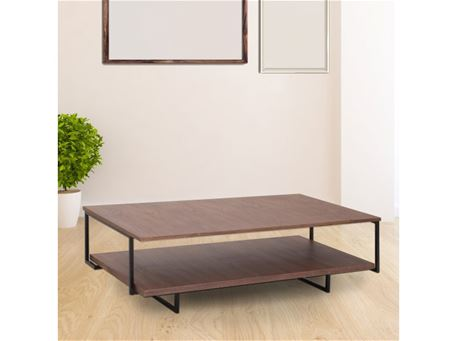368 - Rectangular Walnut Center Table