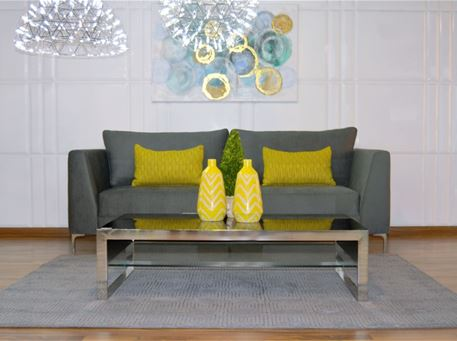 NEW VERSUS - Local Living Sofa