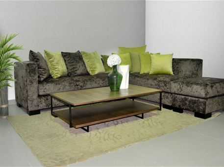 TREFLE - Local L-Shape Sofa