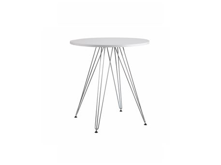 820-A - Kitchen Table, Chrome Base