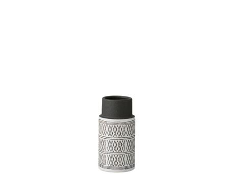 88379/80 - Ceramic Patterned Vase