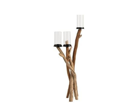 91354 - 3 Heights Candle Holder