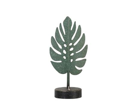 92554 - Green Leaf Led Light Table Lamp