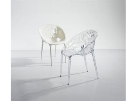 PC-597 - Clear Dining Chair