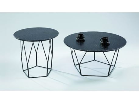 DORELLI - Round Coffee  With MDF Top