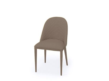 9081CH - Greige Dining Chair