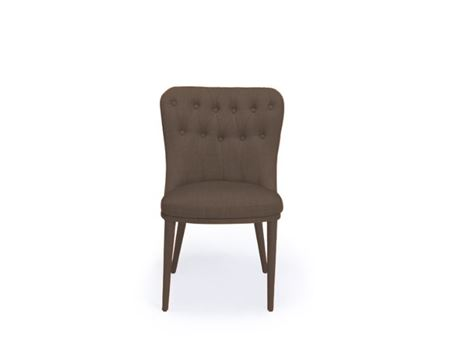 9084CH - Brown Dining Chair