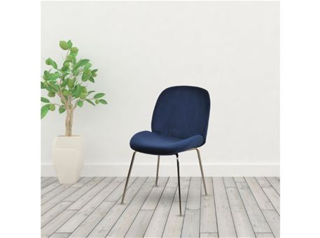 C-303G - Modern Fabric Dining Chair