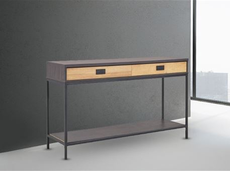BERLIN - Simple Industrial Style Console
