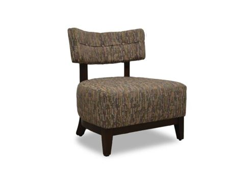 NEW THOMAS - Contemporary Armchair With Fixed Seat & Back
