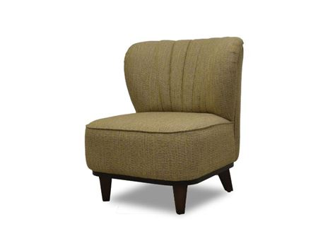 RENOLD - High Back All Fabric Upholstered Armchair