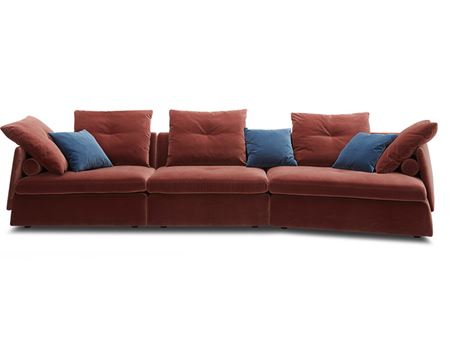 CHARLIE - 3 Pieces Modern Local Sofa