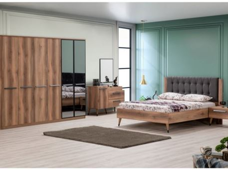 EMPOLI - Double Size Bedroom Set