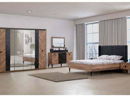LOTUS - Queen Size Bedroom Set