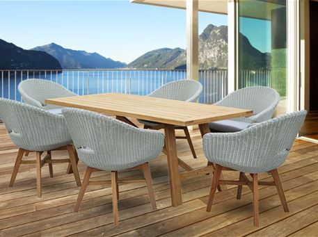 CASCADA - Outdoor Dining Set
