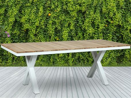 SWITCH - Outdoor Rectangular Dining Table
