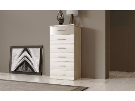 MASSA - Light Oak Chest Drawer