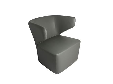 XR-E1870 - Dark Grey One Seater Leisure Chair