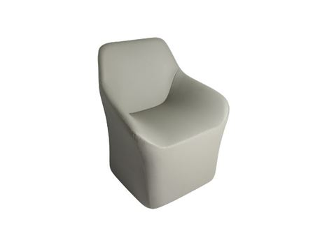 XR-U1862 - Light Grey Leisure Chair