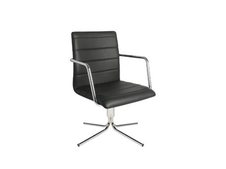 XR-U1822F - Black Leisure Chair