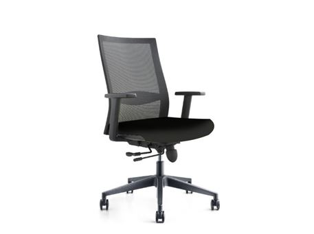ZM-711B - Mid Back Task Chair