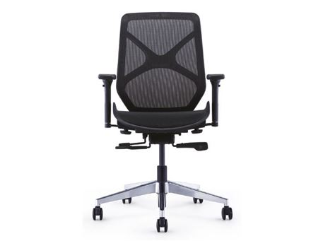 ZM-6661BK - Medium Back Executive Chair