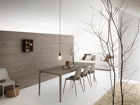 FUSION - Simple Modern Dining Table.