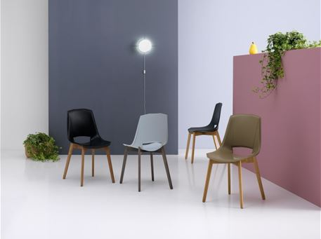 EVA - Comfy Compact Chairs