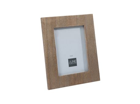 68205 - Photo Frame Wood