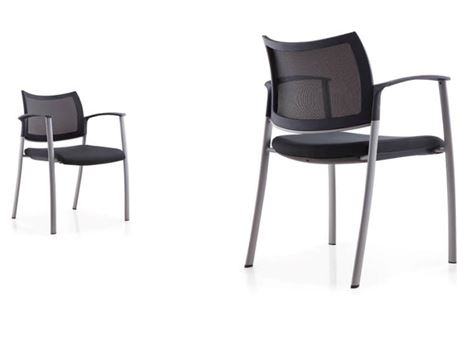 TC59D - Stacking Visitor Chair