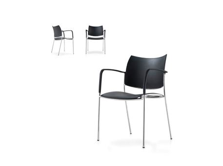 ZM-16-A - Stacking Visitor Chair