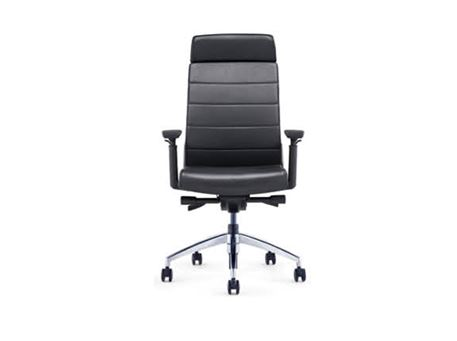 ZM-411AL-2 - High Back Conference Chair With Fixed Headrest