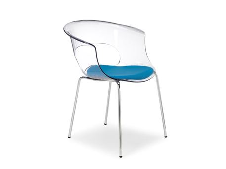 2260-310-32 - White Dining Chair