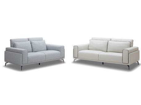Leather sofas modern home design mobilitop lebanon beirut for Sofa bed lebanon