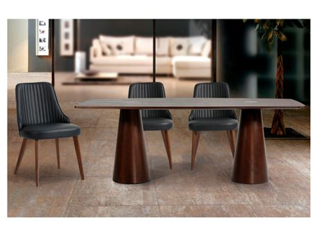 RT-926 - Brown Dining Table