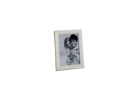 65057/58 - Silver Beveled Metal Photo Frame