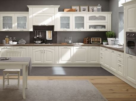 OLIMPIA - Classical Kitchen Design