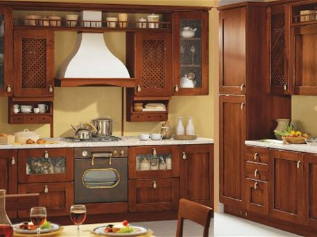 LAURA - Classical Kitchen Design