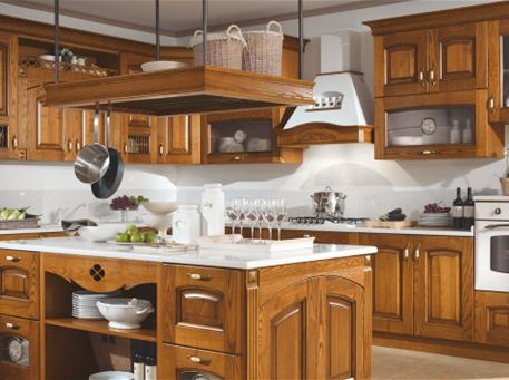 ELENA - Classical Kitchen Design