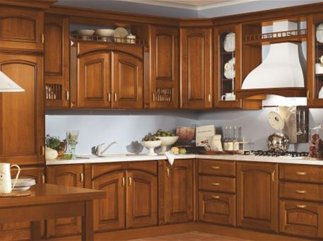 ATENA - Classical Kitchen Design