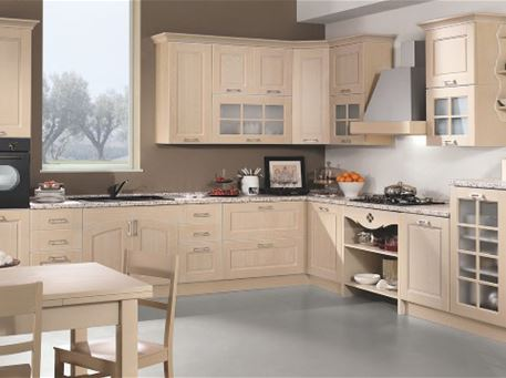AISHA - Classical Kitchen Design