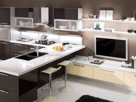 EGLE - Modern Kitchen Design