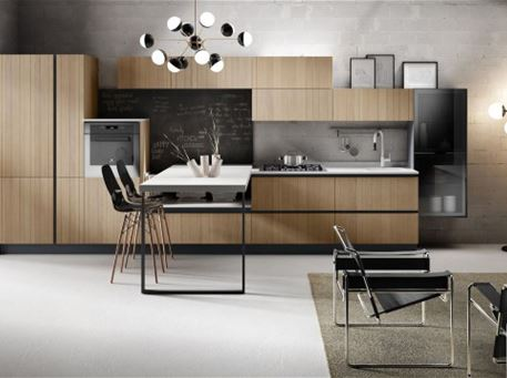 MATRIX - Moern Kitchen Design