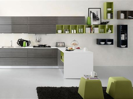VIVIAN - Classical Kitchen Design