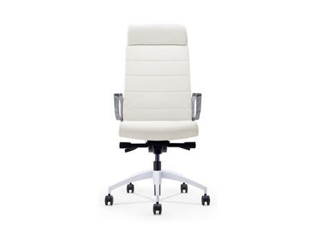 ZM-411AL-1 - High Back Conference Chair With Fixed Headrest